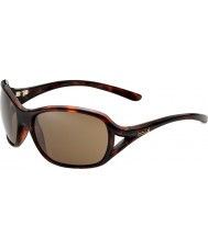 Bolle Solden Shiny Tortoiseshell Polarized A-14 Sunglasses