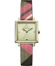 Vivienne Westwood VV087GDBR Ladies Exhibitor Watch