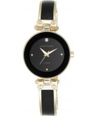 Anne Klein AK-N1980BKGB Ladies Clarissa Watch