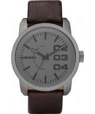 Diesel DZ1467 Mens Double Down Grey Black Watch