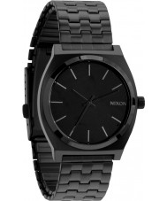 Nixon A045-1001 Time Teller All Black Watch