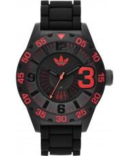 Adidas ADH2965 Newburgh Black Rubber Strap Watch