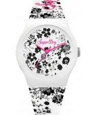 Superdry SYL177WB Ladies Urban Ditsy Watch