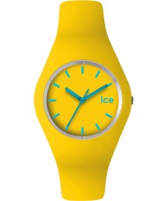 Ice-Watch Unisex Ice-Slim Yellow Watch