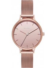 Skagen SKW2413 Ladies Anita Rose Gold Mesh Bracelet Watch