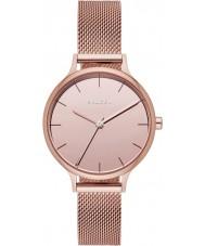 Skagen SKW2413 Ladies Anita Rose Gold Mesh Bracelet Watch