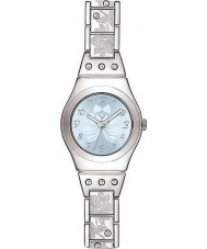 Swatch YSS222G Irony Lady Flower Box Watch