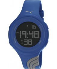Puma PU911091009 Twist L Two Tone Silicone Strap Watch