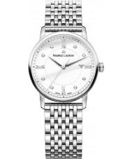Maurice Lacroix EL1094-SS002-150-1 Ladies Eliros Silver Steel Bracelet Watch