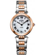 Rotary LB90187-41 Ladies Les Originales Lucerne Two Tone Steel Bracelet Watch