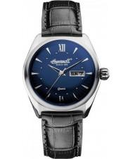 Ingersoll INQ002BLSL Mens Hanover Blue Black Watch