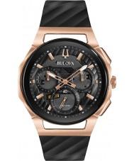 Bulova 98A185 Mens Progressive CURV Watch