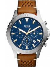 Watches2U Fossil Mens Crewmaster Watch
