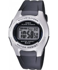 Casio W-42H-1AVES Collection Alarm Chronograph Watch