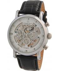 Edward East EDW5342G5 Mens Classic Black Leather Strap Automatic Watch