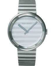 Issey Miyake Ladies Please Silver Steel Bracelet Watch