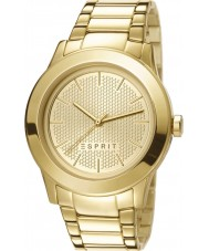 Esprit ES107902005 Ladies TP10790 Gold Plated Bracelet Watch