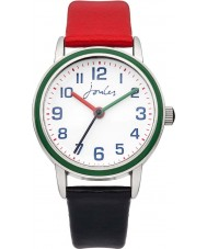 Joules JS007 Girls Mixed Colour Rubber Strap Watch
