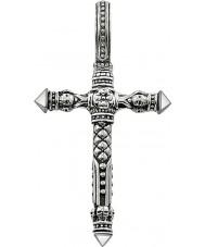Thomas Sabo PE503-001-12 Mens Silver Cross Pendant