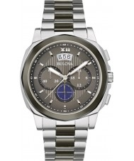 Bulova 98B233 Mens Dress Two Tone Chronograph Watch