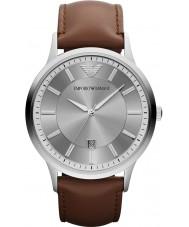 Emporio Armani AR2463 Mens Classic Grey Brown Watch