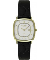 Watches Rotary Mens Ultra Slim Gold Plated Watch