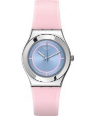 Swatch YLS182 Ladies Irony Medium Rose Punch Watch