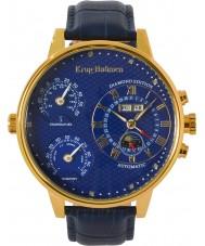 Krug-Baumen KBW-200-13 Mens Weather Diamond Watch