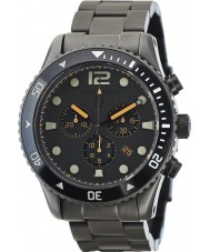 Elliot Brown 929-004-B05 Mens Bloxworth Grey IP Steel Chronograph Watch