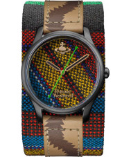 Vivienne Westwood VV197BKAF Ladies Africa Watch