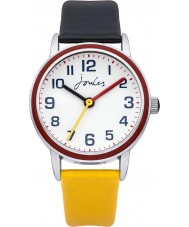Joules JS008 Girls Mixed Colour Rubber Strap Watch