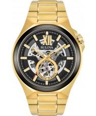 Bulova 98A178 Mens Automatic Watch