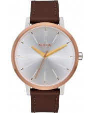 Nixon A108-2632 Ladies Kensington Leather Watch