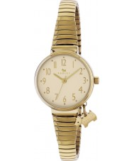 Radley RY4230 Ladies Blair Stretch Gold Plated Expander Watch