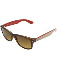 RayBan RB2132 52 New Wayfarer Matte Tortoiseshell 618185 Sunglasses