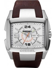 Diesel DZ1273 Mens Bugout Silver Brown Watch
