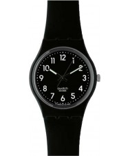 Swatch GB247R Original Gent - Black Suit Watch