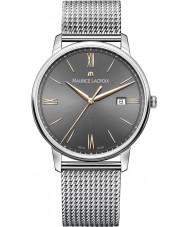 Maurice Lacroix EL1118-SS002-311-1 Mens Eliros Silver Mesh Bracelet Watch