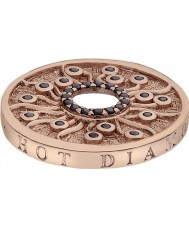 Emozioni EC142 25mm Percorso Many Paths Rose Gold Coin