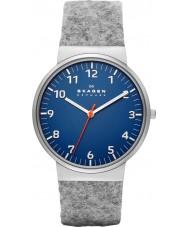 Skagen SKW6092 Mens Ancher Grey Felt Strap Watch