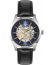Rotary GS90525-05 Mens Les Originales Steel Black Automatic Watch