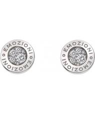 Emozioni DE402 Ladies Pianeta Sterling Silver Earrings