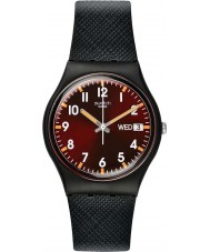 Swatch Original Gent - Sir Red Watch