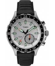 Timex TW2R39500 Mens IQ Move Multi Time Smart Watch