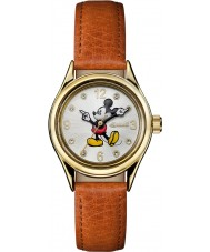 Disney by Ingersoll ID00901 Ladies Union Brown Leather Strap Watch