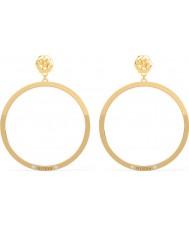 Guess UBE79197 Ladies Peony Earrings