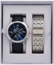 minster MN-SET8 Mens Watch and Strap Gift Set