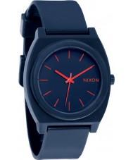 Nixon A119-692 Time Teller P Matte Navy Watch