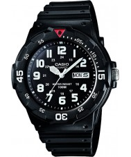 Casio MRW-200H-1BVES Collection Black Watch