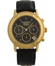 Krug-Baumen 150573DM Mens Principle Diamond Chronograph Watch